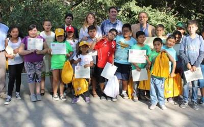 90 niños de Pichidegua despiden centros para niños con cuidadores principales temporeros