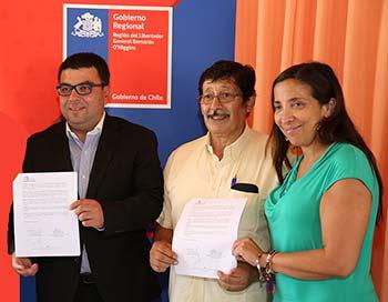 Chilenter e Intendencia OHiggins benefician a 53 organizaciones de adultos mayores de Rengo