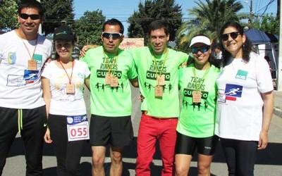 Con exito se realiza cuarta corrida familiar Palmilla 2016