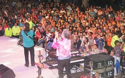 La Punta vibro al ritmo de Los Jaivas y Myriam Hernandez