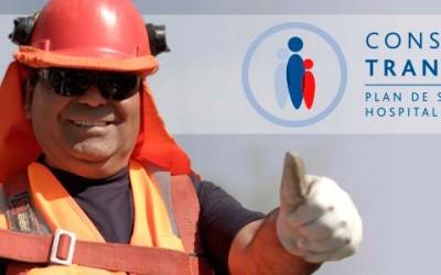 Plan Construye Tranquilo de CChC beneficia a trabajadores de la construcción y sus familias