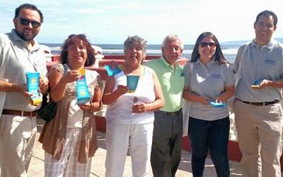 Sernac entrega recomendaciones para uso de Bloqueadores en Pichilemu