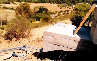120 vecinos contaran con agua potable en la comuna de San Vicente