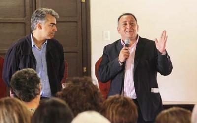 Alcalde de Graneros crea proyecto que socializa la educación cívica