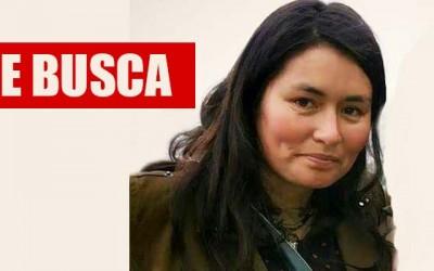 Buscan a mujer extraviada desde el 24 de marzo