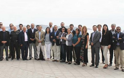 CChC de Rancagua participa en jornada de Planificacion Estrategica 2016 realizada en La Serena