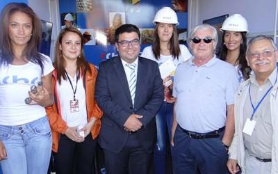 Camara Chilena de la Construccion Rancagua participa en Exposur 2016