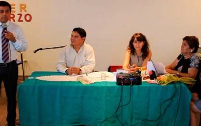 Consejo de Desarrollo de Salud de Santa Cruz inicia su trabajo 2016