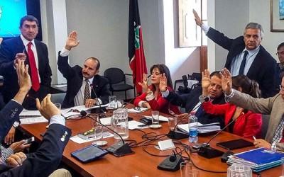 Core aprueba aumento de 281 millones para reposicion de Piscina Municipal de San Fernando