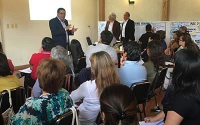 Corfo entrega becas de portugues a trabajadores del enoturismo de la region