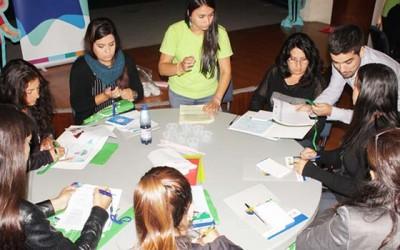 Docentes de la region dan inicio al proyecto Album de las Ecobrigadas