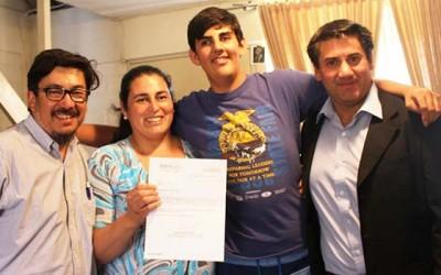Fosis y Senadis apoyan a emprendedores en situacion de discapacidad