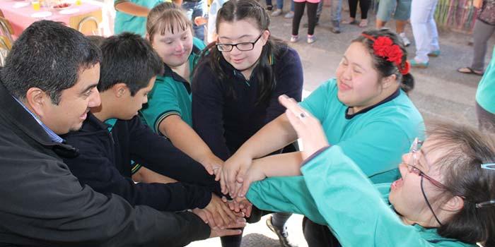 Gobierno celebra día mundial del síndrome de Down