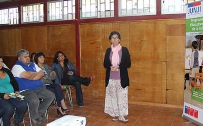 La Junji amplia oferta de jardines infantiles en Olivar