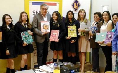 Lanzan programas preventivos para colegios de la Sexta Region