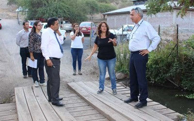MOP proyecta mayor conectividad para la comuna de Quinta de Tilcoco