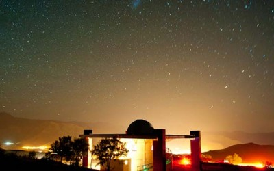 Observatorio astronomia