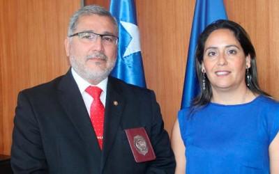 PDI de OHiggins recibe visita de directora regional del Senda