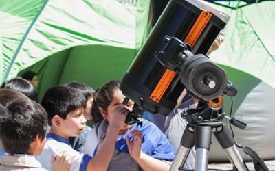 Region de OHiggins se suma a celebracion del Dia de La Astronomia
