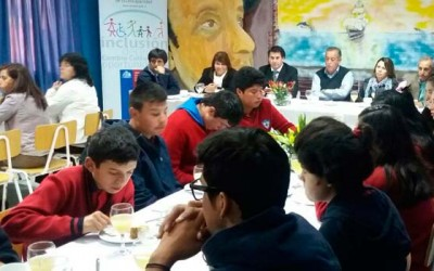 Senadis instala proyecto educativo en comuna de Navidad