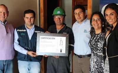 Senda certifica a empresa GeoBarra beneficiando a mas de 100 trabajadores