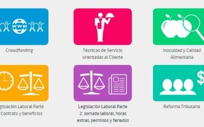Sercotec ofrece seis nuevos cursos de capacitacion gratuitos