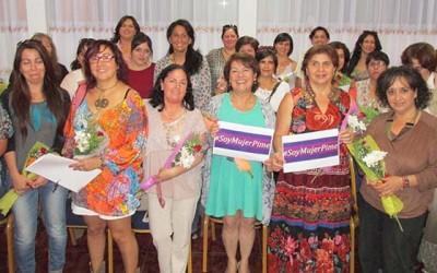 Sercotec releva el papel de la mujer en emprendimiento con actividades en la Region de OHiggins