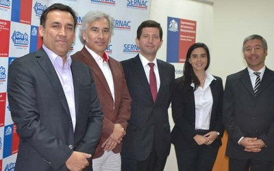 Sernatur Superintendencia de Insolvencia y Sernatur gestionan convenios y acciones conjuntas