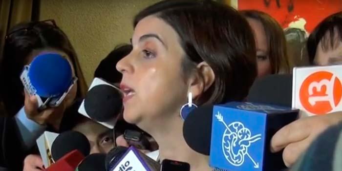 ministra Pascual Este es un hito democratico para el pais y para las mujeres