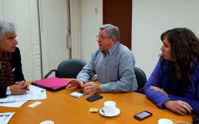 Camara de Comercio y Agropecuaria de San Rafael visita Sernatur OHiggins