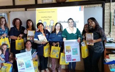 Colegio Municipal de Coinco se capacita en el programa Descubriendo el Gran Tesoro