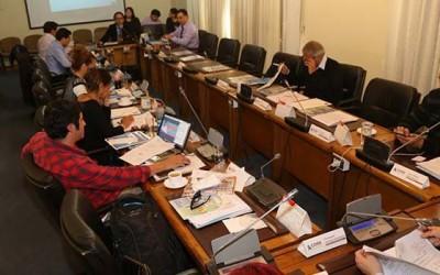 Comisiones del Core aprueban importantes iniciativas para la Region
