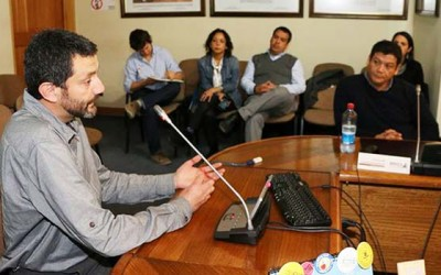 Comisiones del Core reciben exposiciones de Turismo y Agricultura