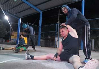 Disciplina y acondicionamiento físico los beneficios del boxeo en Mostazal