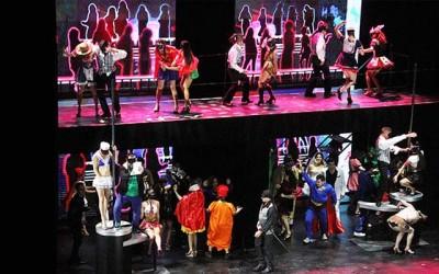 Estreno de la opera Don Giovanni en Rancagua sorprende con puesta escenica audaz