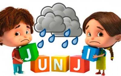 Junji suspension lluvia