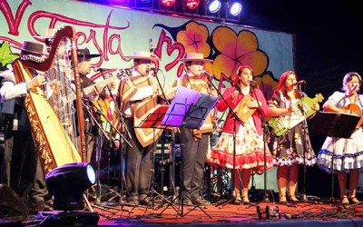 Miraflores celebra cuarta versión de la Fiesta de la Vendimia