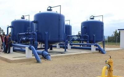 Nueva planta de agua potable abastecera gran parte de la comuna de Paredones