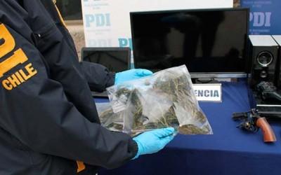 PDI Detectan centro de acopio de articulos robados en Mostazal
