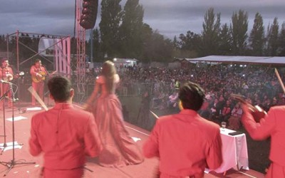 Palmilla cuna de la real Fiesta de la Vendimia Campesina