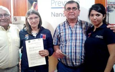 Senda Convenio de traslado gratuito para pacientes en rehabilitacion de drogas