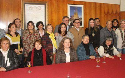 Alcalde de Rancagua entrega aportes económicos a organizaciones sociales