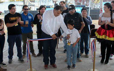 Inaugurada Expo Cerveza San Fernando 2016