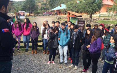 Jóvenes de Graneros participan en Cultiva tu identidad del Injuv y Conaf