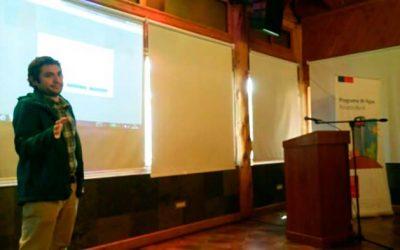 MOP Dirigentes de APR se capacitan en taller de buenas prácticas