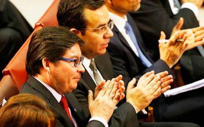 Ministro Barraza valora anuncio de inclusión laboral para personas en situación de discapacidad