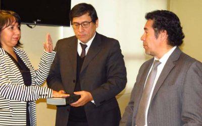 Poder Judicial Jura nueva jueza titular del Juzgado de Garantía de San Fernando