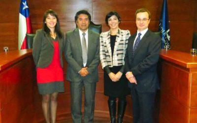 Poder Judicial Juran 3 nuevos jueces titulares en la jurisdicción Rancagua