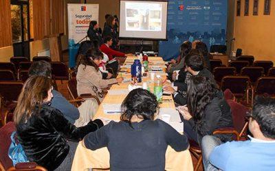 San Fernando realiza séptimo consejo del plan comunal de seguridad pública