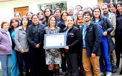 Senda Hospital de Coinco certificado en prevención de drogas y alcohol